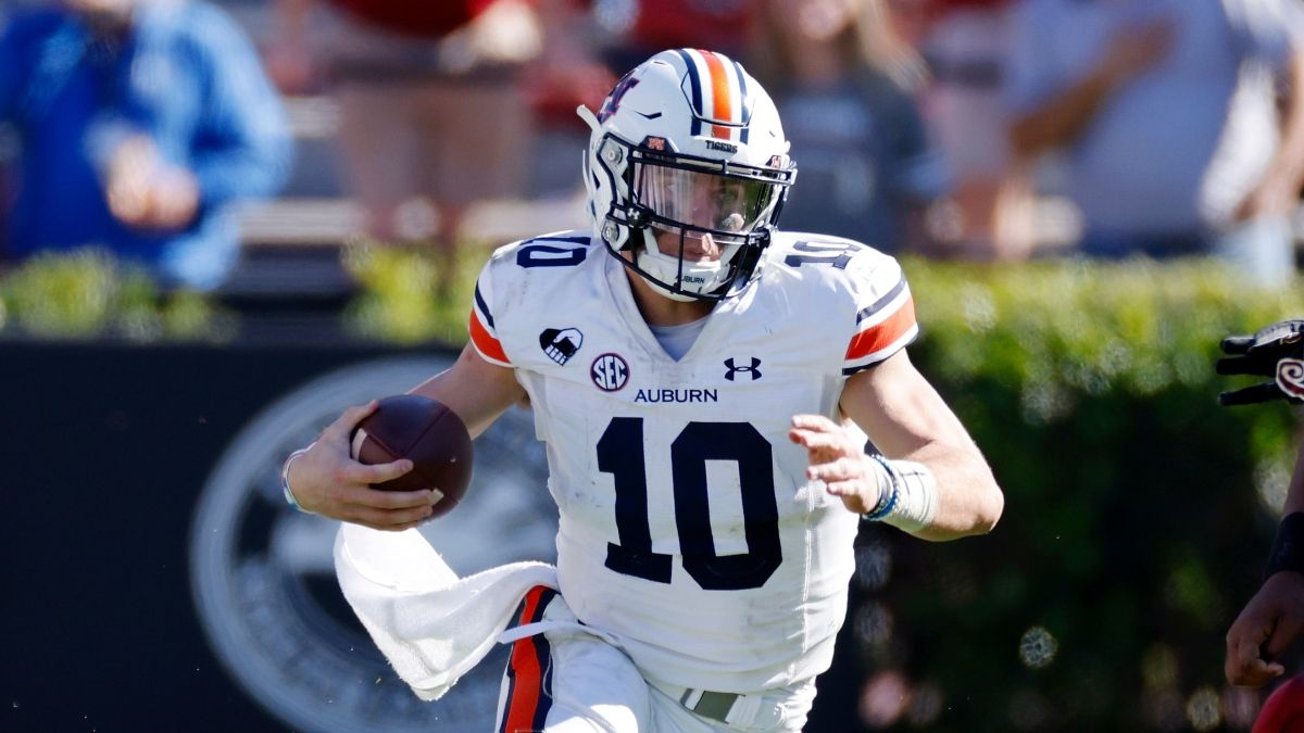 Citrus Bowl PRO Projection: Model Shows Edge in Auburn vs. Northwestern (Friday, Jan. 1) article feature image
