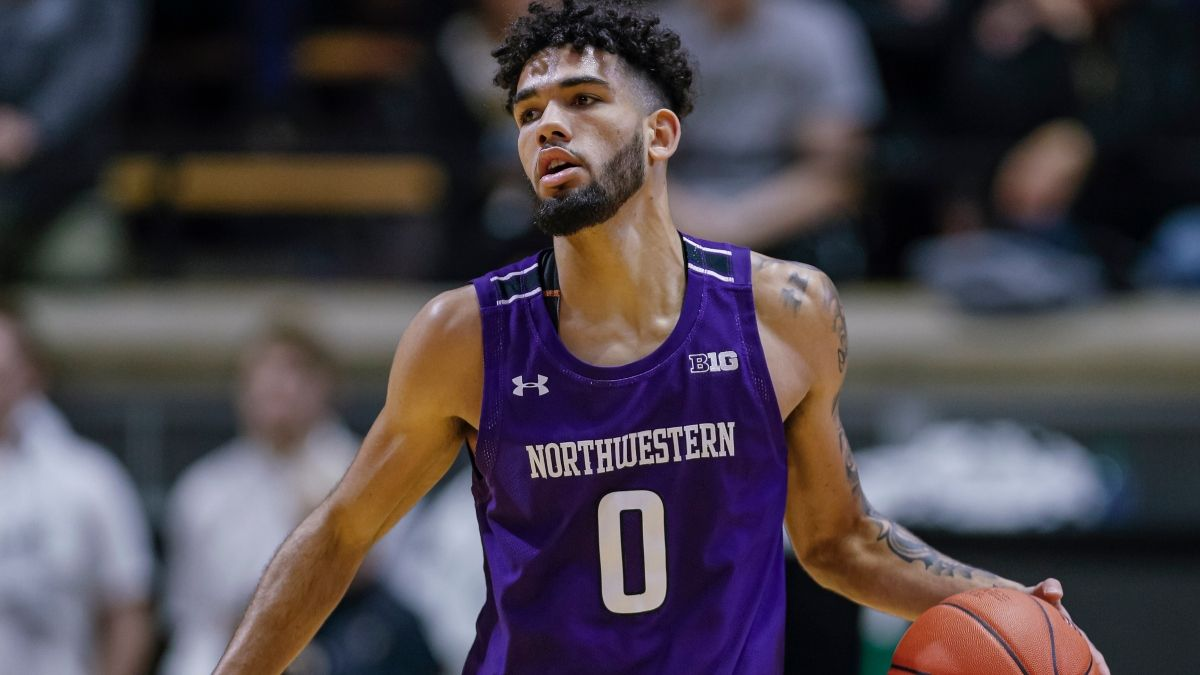 Northwestern vs. Indiana College Basketball Odds & Picks: Plenty Of Value With Wildcats on Wednesday article feature image