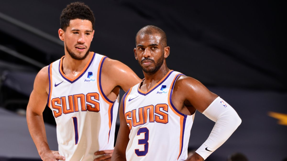 NBA Odds & Picks for 76ers vs. Suns: Expect Phoenix to Cover in Enticing Matchup article feature image