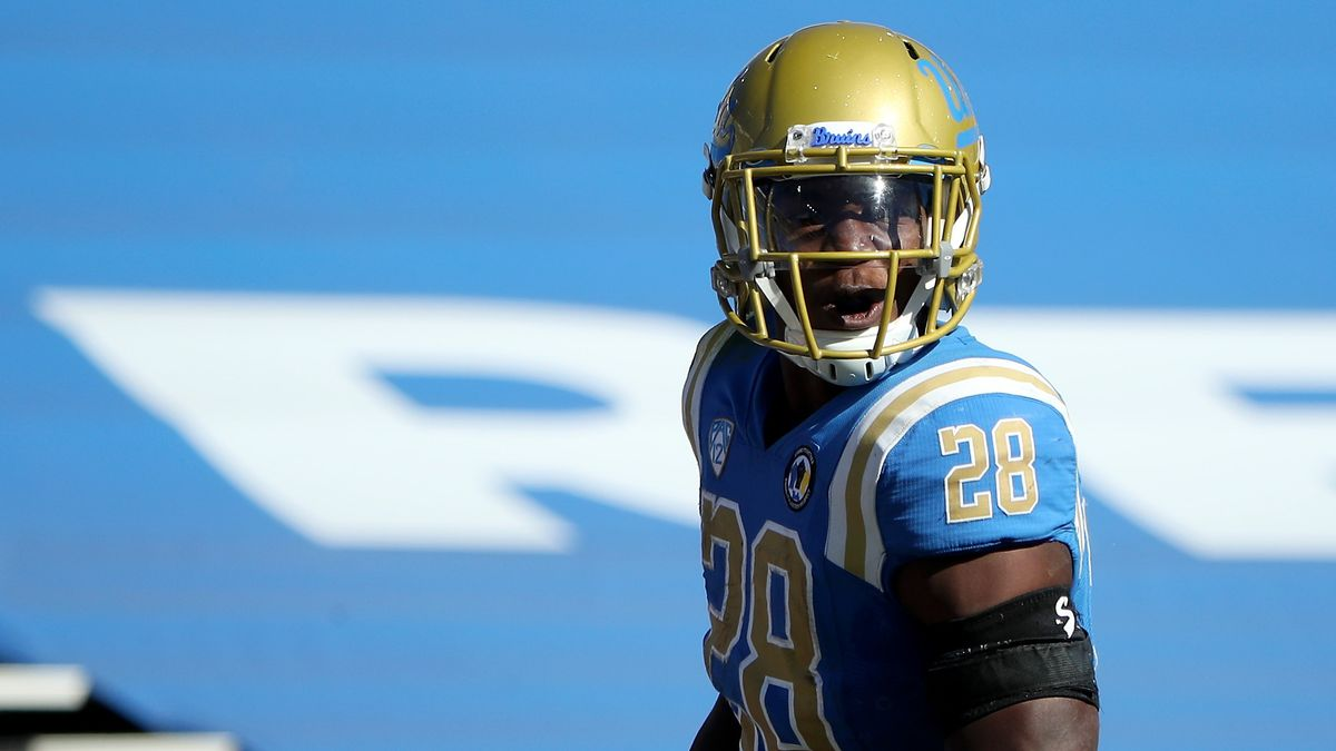 College Football Odds & Picks: How We're Betting USC vs. UCLA, Plus 4 Other Week 15 Best Bets on Saturday article feature image