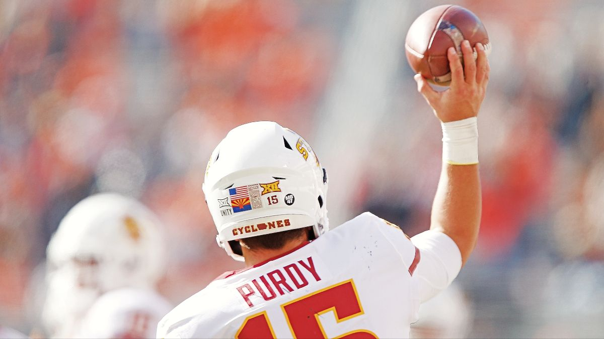 Oklahoma vs. Iowa State Odds & Picks: Your Betting Guide for Saturday's Big 12 Championship article feature image