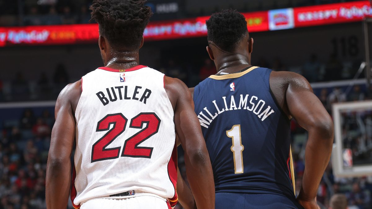 NBA Odds & Picks for Pelicans vs. Heat: Miami Overvalued In Christmas Day Matchup (Dec. 25) article feature image