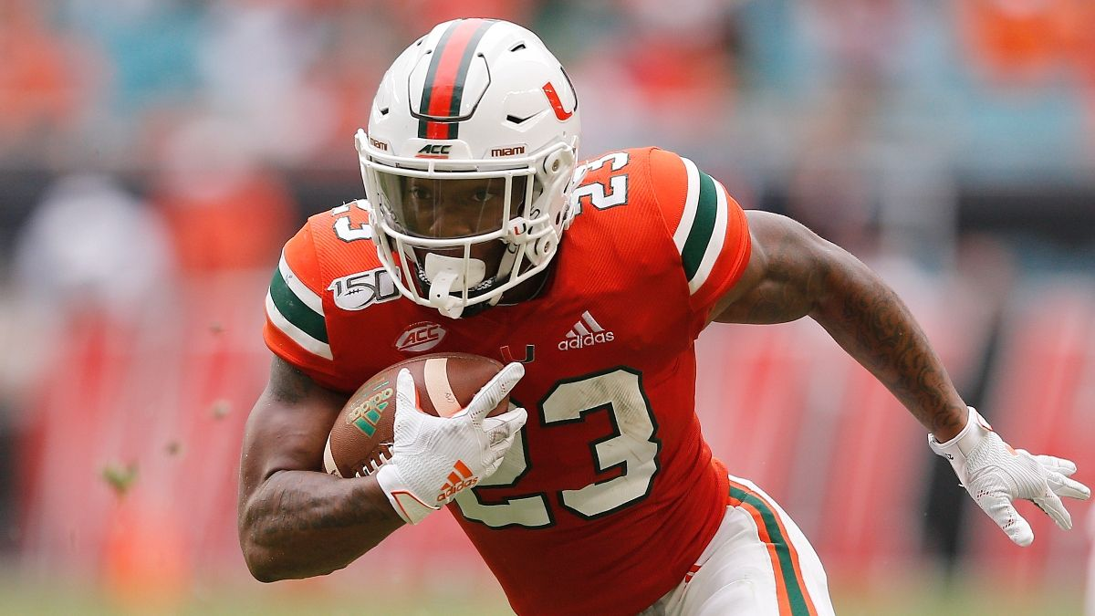 Tuesday Cheez-It Bowl Oklahoma State vs. Miami Odds & Pick: Sharps, Projections Uncover Spread Value (Dec. 29) article feature image