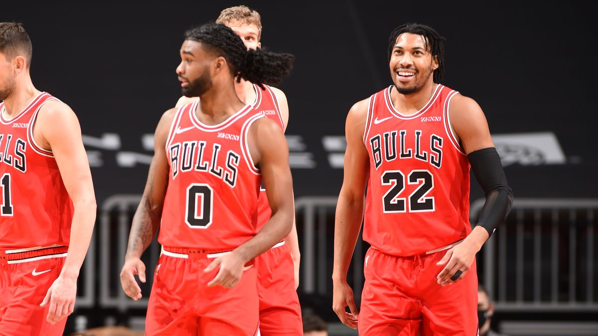 NBA Odds & Picks for Warriors vs. Bulls: Target the Total in This Fast-Paced Matchup article feature image