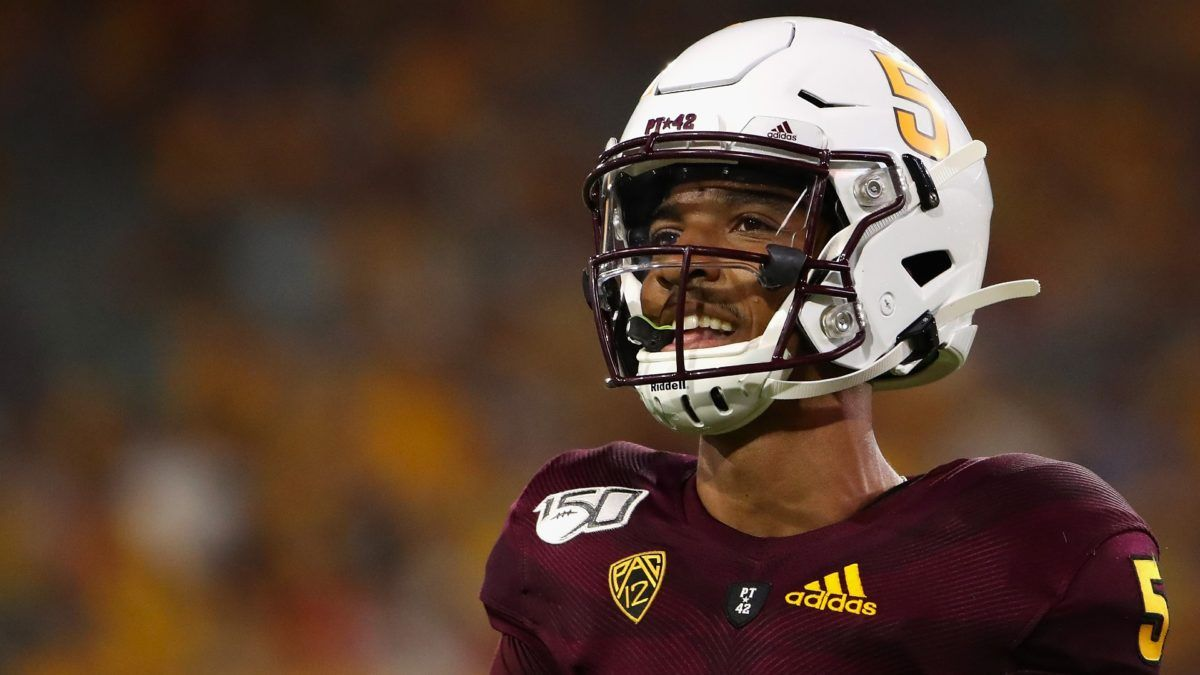UCLA vs. Arizona State College Football Odds & Picks: Bet the Bruins' First-Half Moneyline article feature image