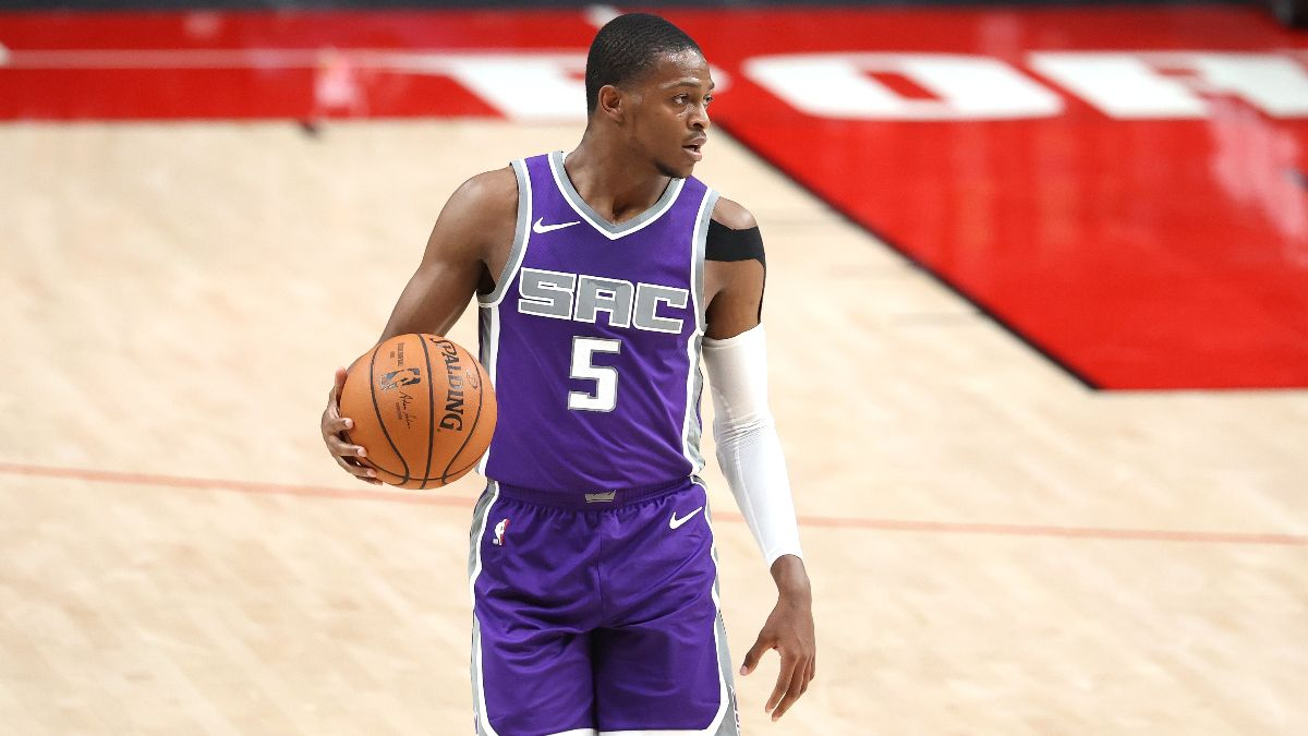 NBA Odds & Picks for Kings vs. Nets: Sharps Siding With Sacramento (Tuesday, Feb. 23) article feature image