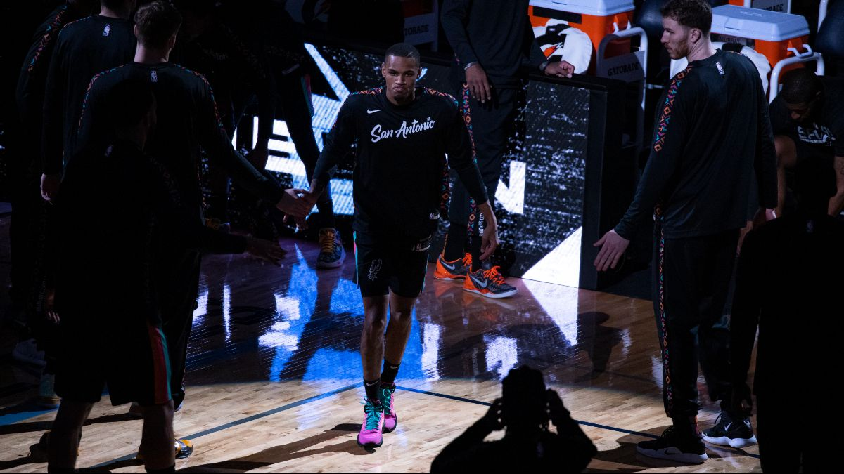 Moore: Why I'm Buying the San Antonio Spurs' Bench, More Early NBA Betting Trends article feature image