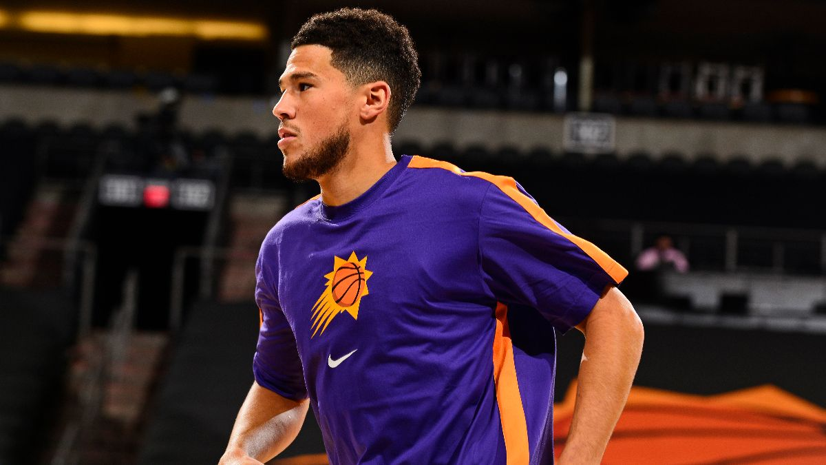 NBA Betting Odds & Picks: Our Staff's Favorite Bets for 76ers vs. Cavaliers, Suns vs. Kings, More (Dec. 27) article feature image