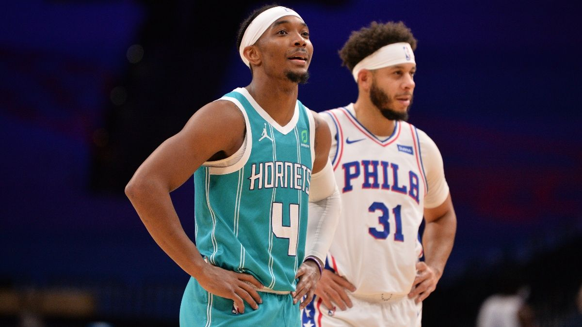 Hornets vs. 76ers Odds & Picks: How to Play Monday's Over/Under (Jan. 4) article feature image