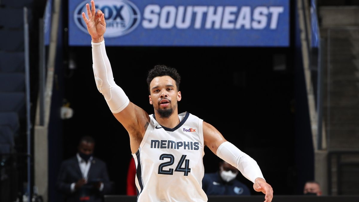 Spurs vs. Grizzlies Wednesday NBA Odds & Picks: Expect Brooks To Carry Memphis in Opener (Dec. 23) article feature image