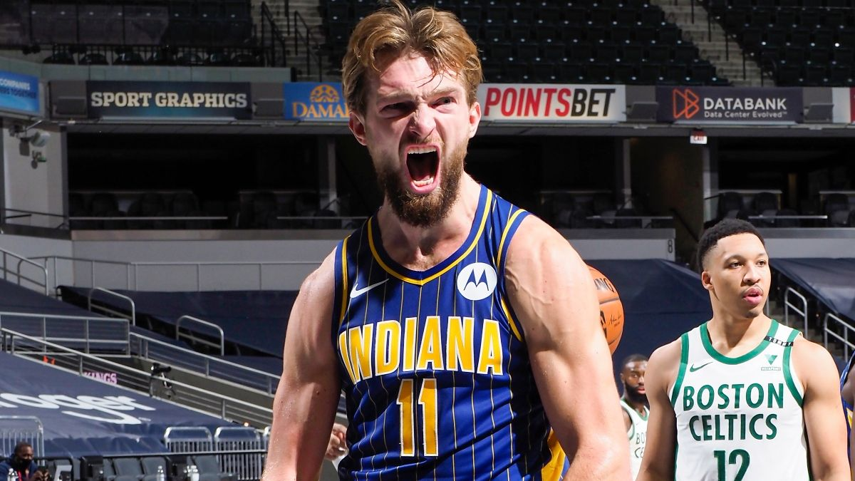 Knicks vs. Pacers NBA Odds & Picks: Back Indiana in Lopsided Matchup article feature image
