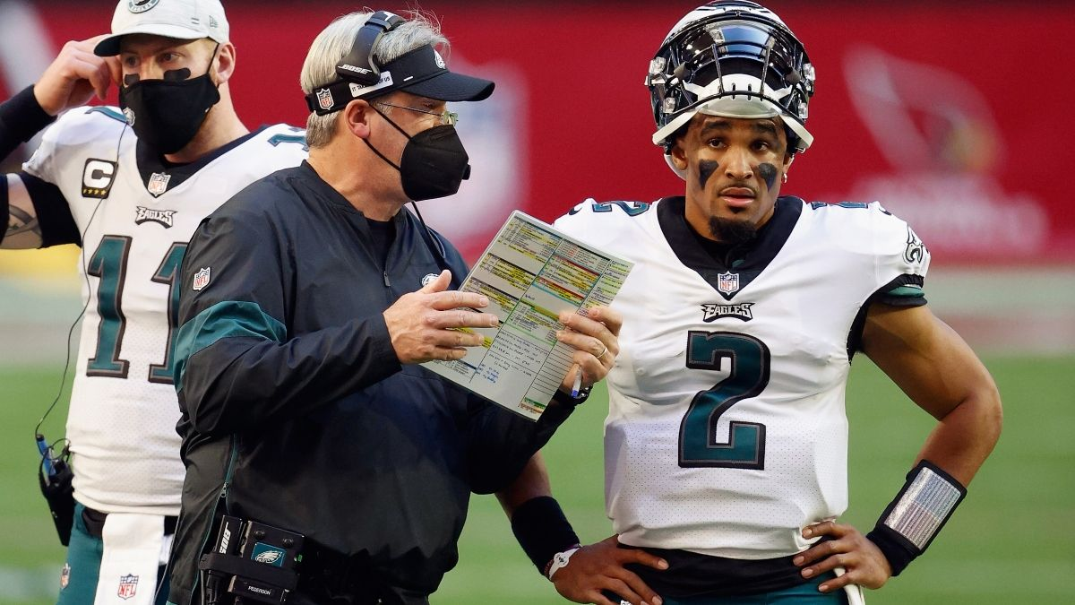 Eagles vs. Cowboys Odds & Picks: Betting Predictions for Sunday's Week 16 Game article feature image