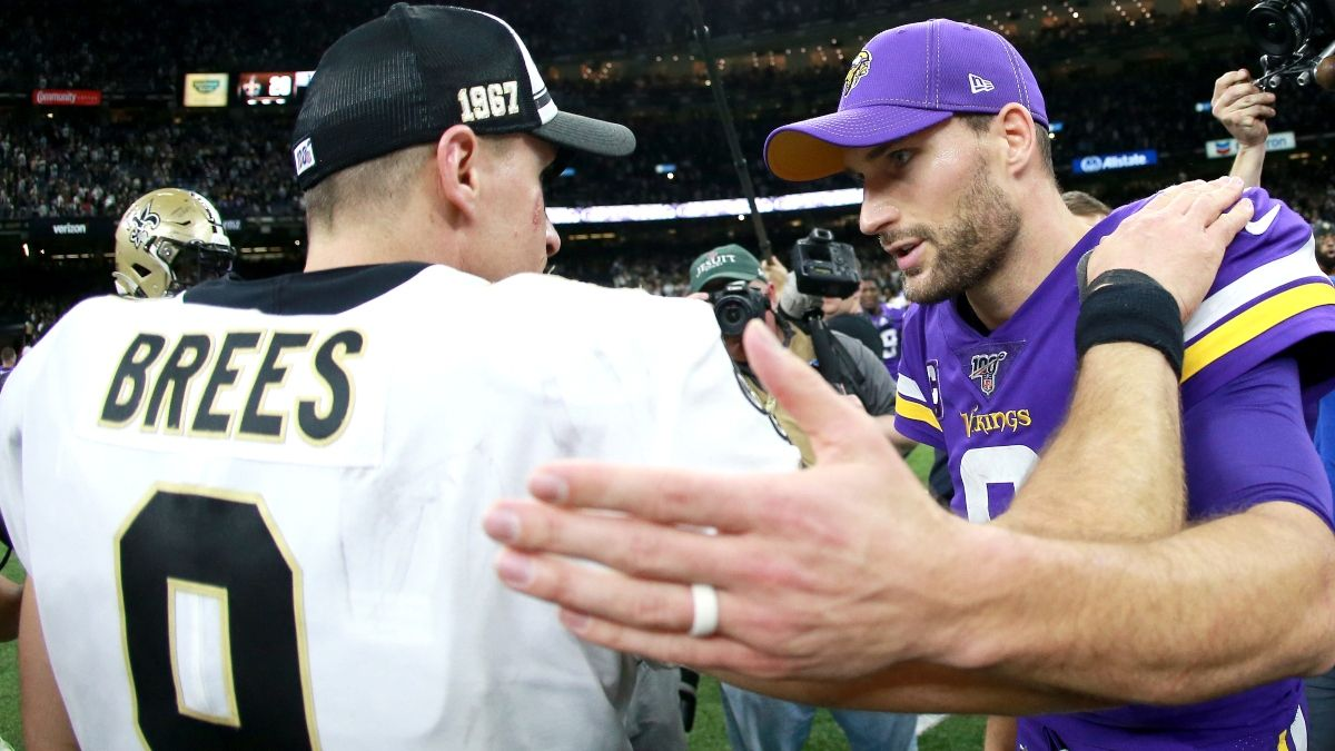 NFL Christmas Odds, Picks & Predictions: Sharps Betting Saints vs. Vikings on Friday Afternoon article feature image