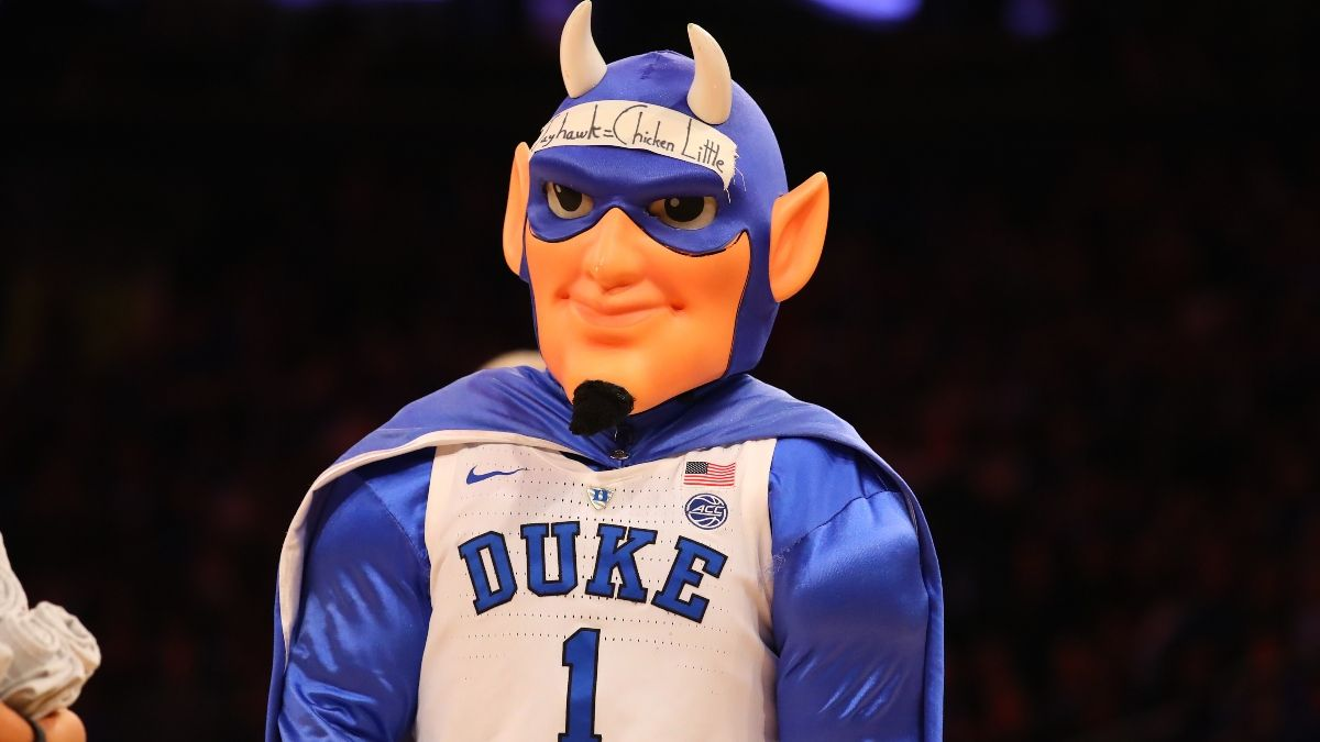 Duke vs. Notre Dame Promo: Bet $1, Win $100 if the Blue Devils Make a 3-Pointer! article feature image