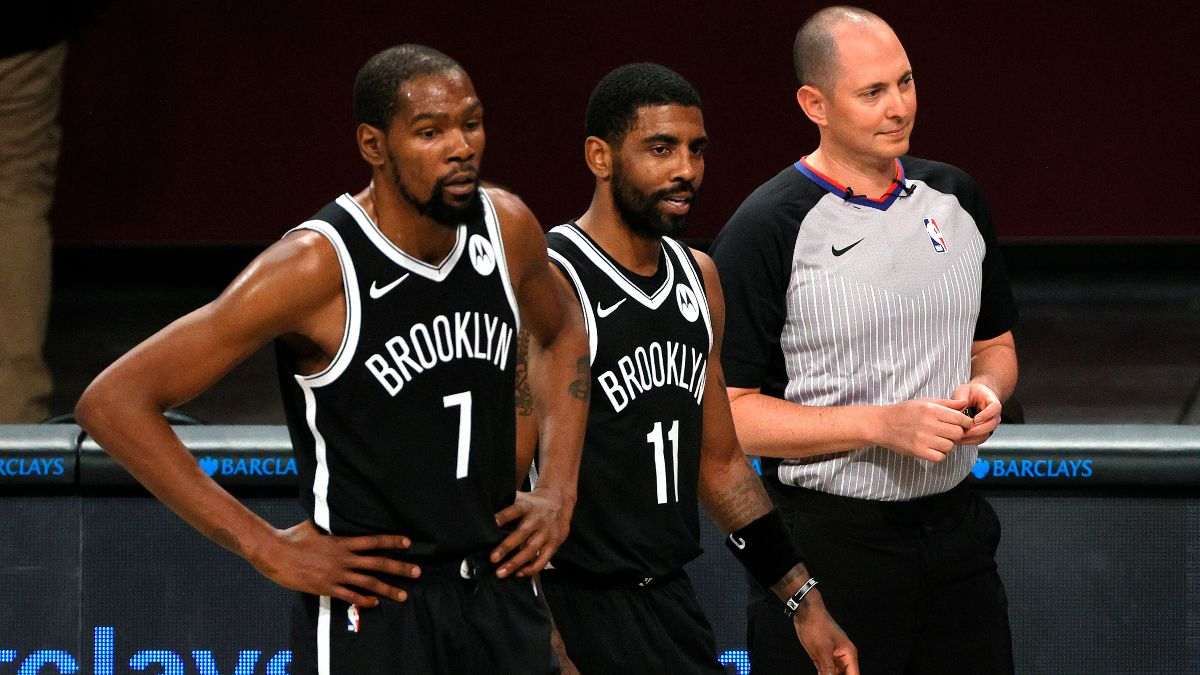 Brooklyn Nets Promo: Bet $20, Win $150 if the Nets Make a 3-Pointer! article feature image