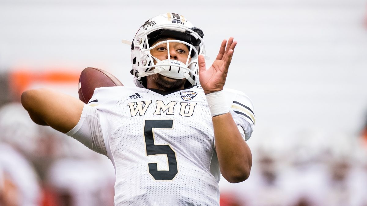 Western Michigan vs. Ball State College Football Odds & Pick: 5 Staffers Aligned in Action App (Dec. 12) article feature image