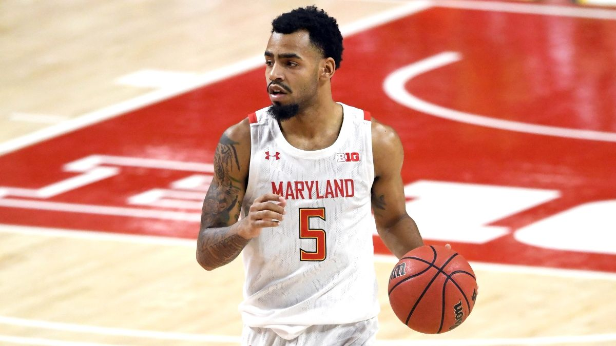 College Basketball Odds & Picks for Saints Peter's vs. Maryland: How Sharps Are Betting Friday's Matinee article feature image