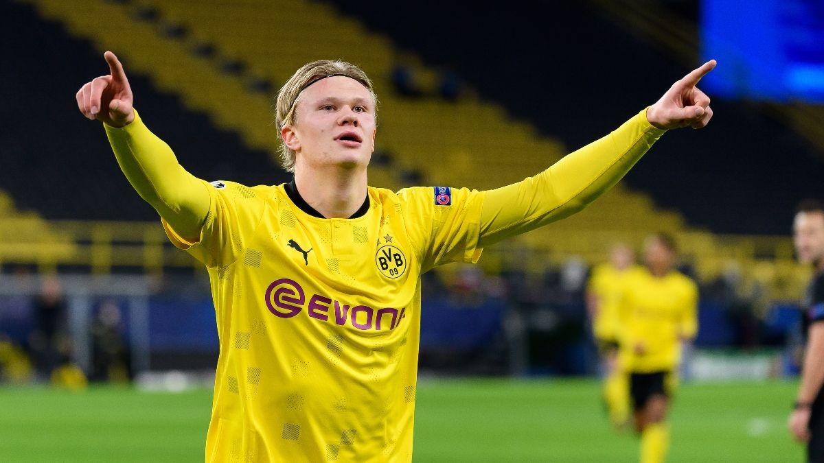 Borussia Dortmund vs. Lazio Champions League Betting Odds, Picks & Predictions (Wednesday, Dec. 2) article feature image