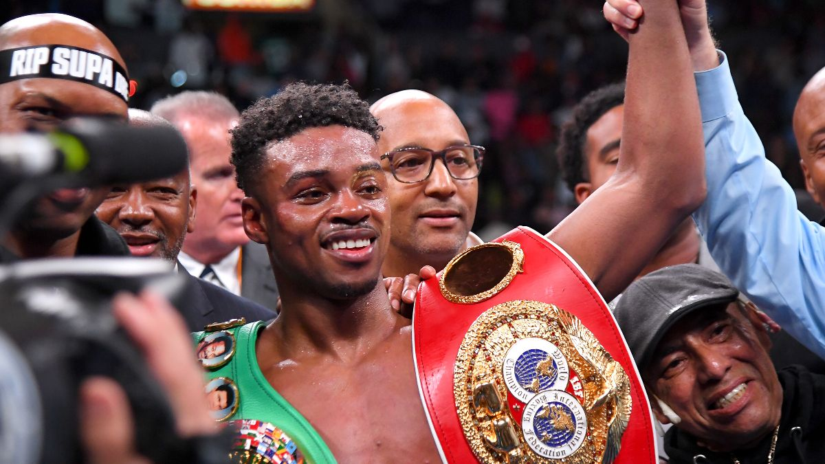 Errol Spence Jr. vs. Danny Garcia Boxing Odds, Props & Schedule: Spence Favored to Retain Welterweight Titles article feature image