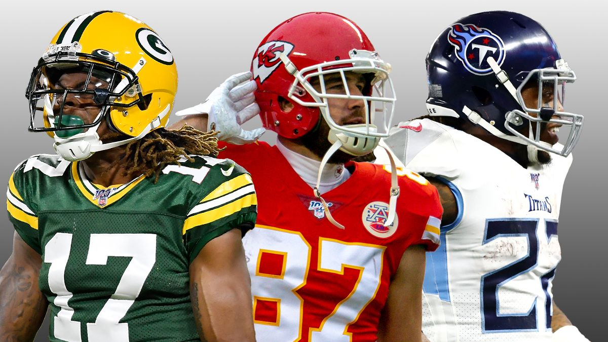 Fantasy Playoff Rankings & Tiers For QBs, RBs, WRs, TEs & More article feature image
