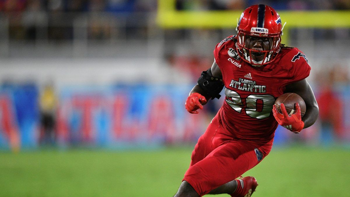 College Football Odds & Picks: Betting Value With Florida Atlantic's Ground Game Against Southern Miss article feature image