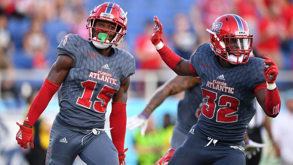 College Football Betting Odds & Pick: Florida Atlantic vs. Georgia Southern Preview (Saturday, Dec. 5) article feature image