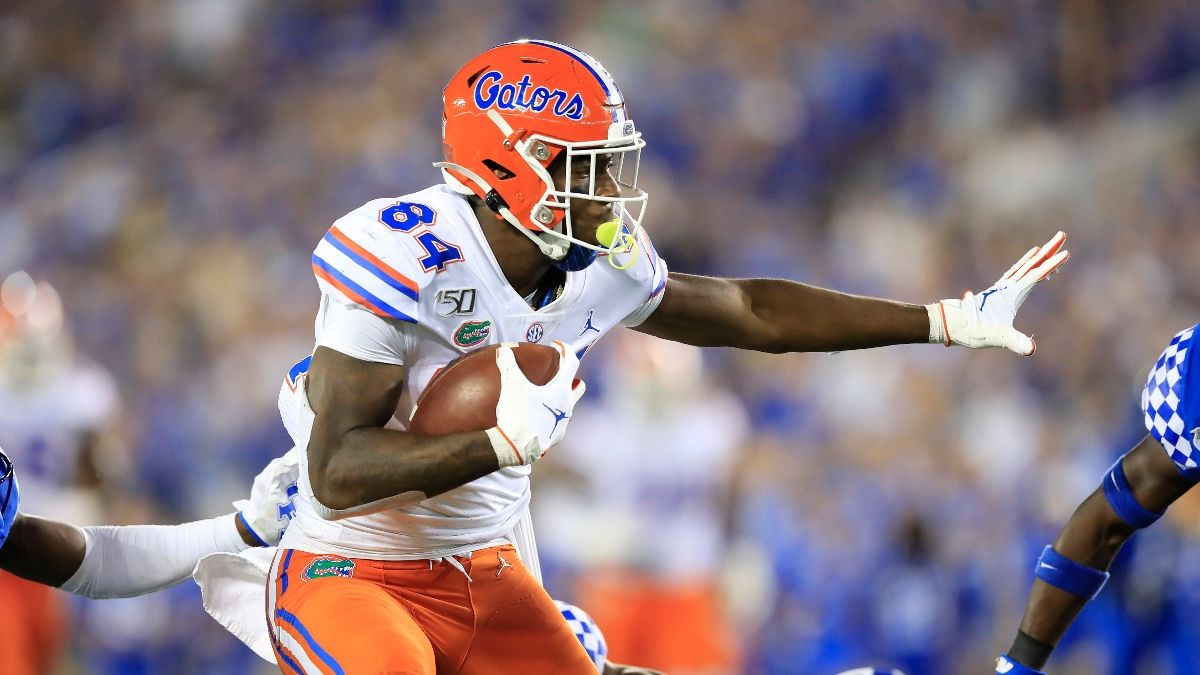 Florida vs. Alabama Odds & Pick: How Sharps Are Betting the SEC Championship (Saturday, Dec. 19) article feature image