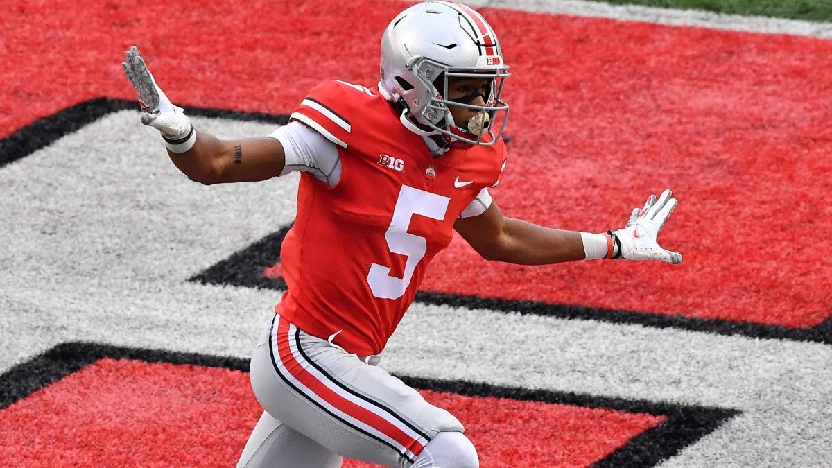 Northwestern vs. Ohio State Betting Odds & Props: Player Prop Value in the Big Ten Championship Game article feature image