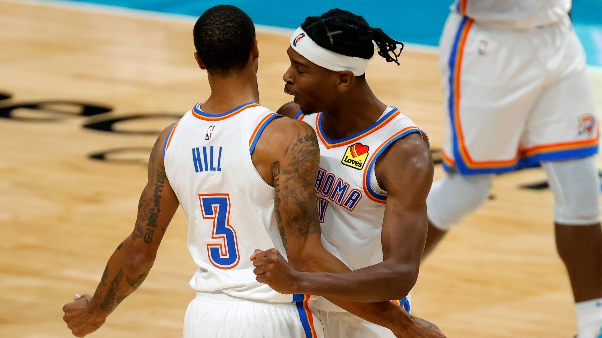 NBA PRO Report: Magic vs. Thunder Offering Tuesday's Biggest Betting Model Edge article feature image