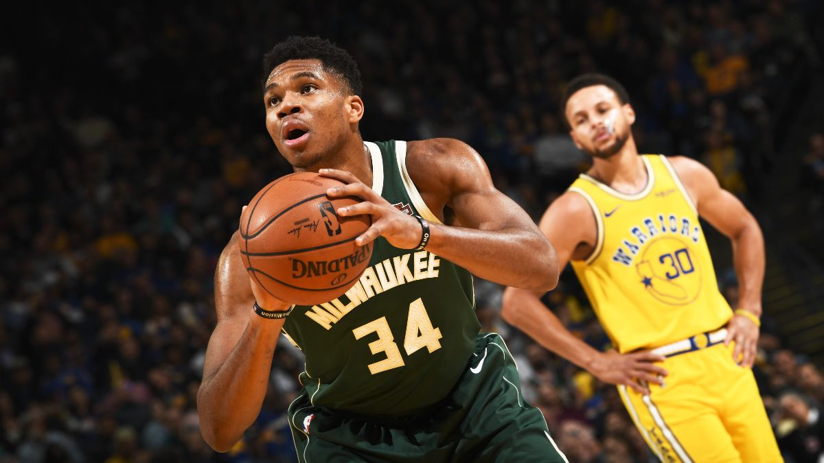 NBA Christmas Odds & Picks for Warriors vs. Bucks: Back Undervalued Golden State (Dec. 25) article feature image