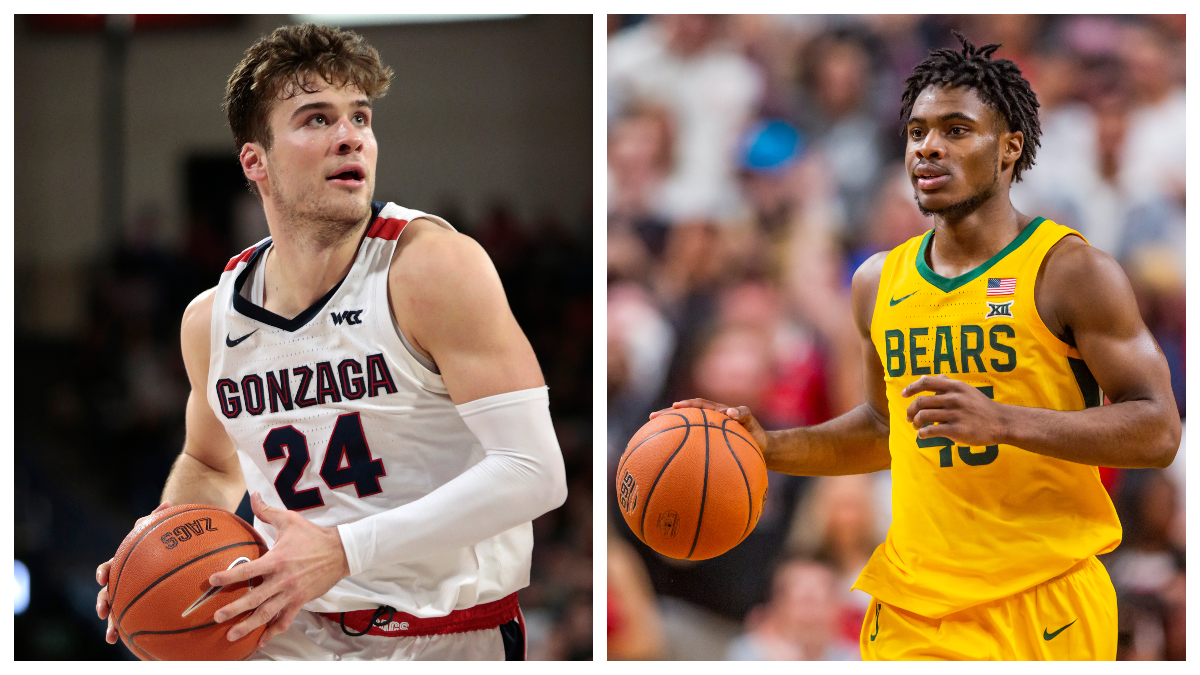 College Basketball Odds & Picks for Gonzaga vs. Baylor: Saturday's Betting Value on Over/Under article feature image