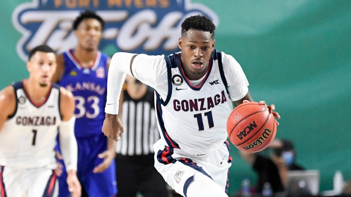 College Basketball Odds & Pick: Sharp Action Hitting Saturday's Iowa vs. Gonzaga Spread article feature image
