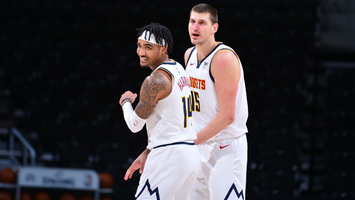 NBA Betting Odds, Picks: Our Staff's Best Bets for Jazz vs. Thunder and Rockets vs. Nuggets (Dec. 28) article feature image
