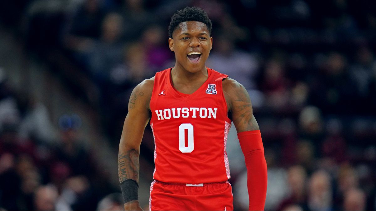 College Basketball Odds & Picks: How to Bet Baylor vs. Gonzaga, Houston vs. South Carolina, More Saturday Games article feature image