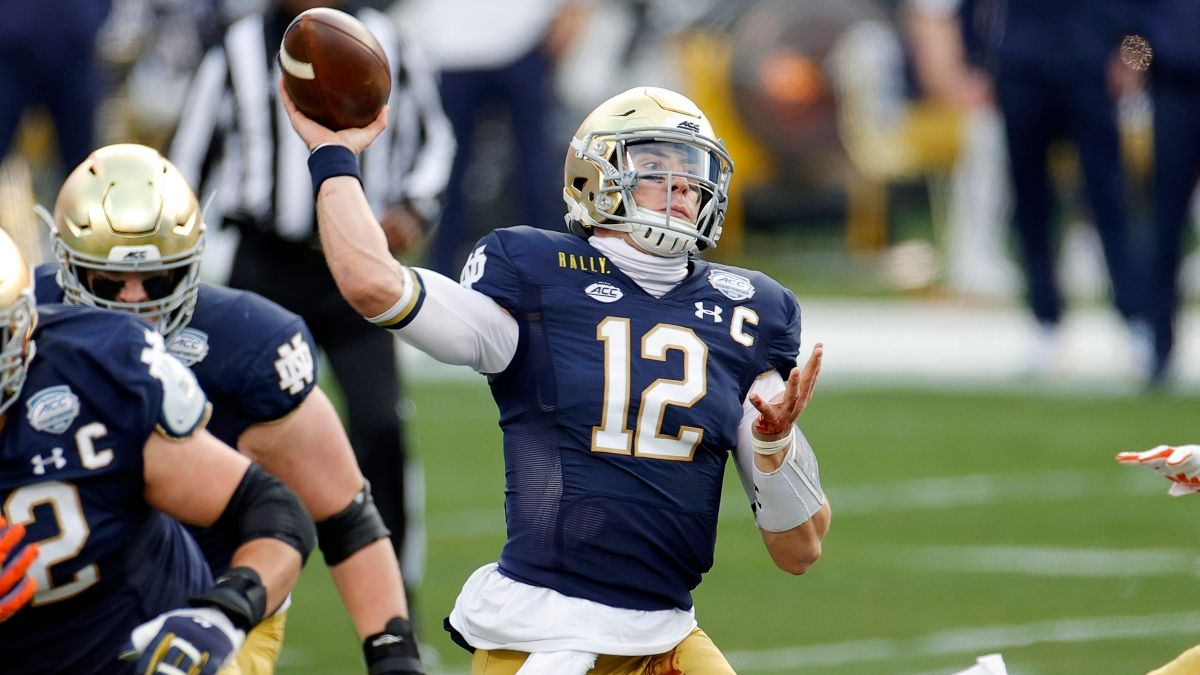 Notre Dame vs. Alabama Odds & Picks for the Rose Bowl: The Model Edge to Bet For This College Football Playoff Semifinal article feature image