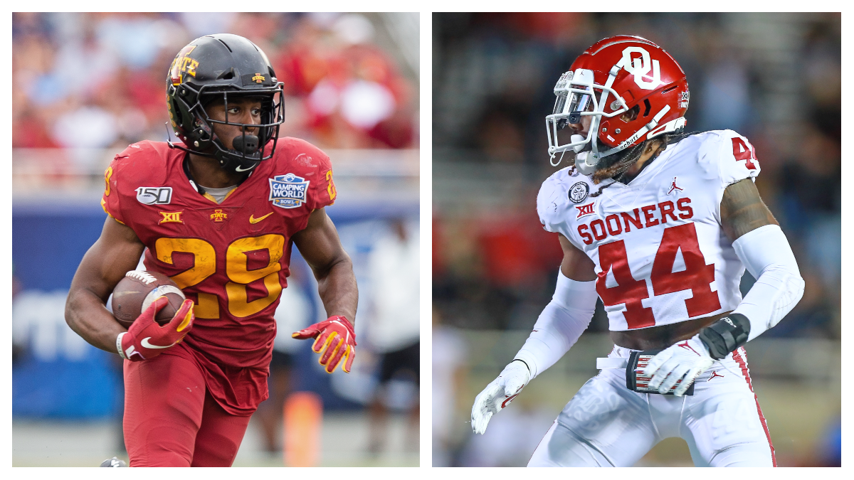 Big 12 Conference Championship Betting Guide: Odds & Picks for Oklahoma vs. Iowa State article feature image