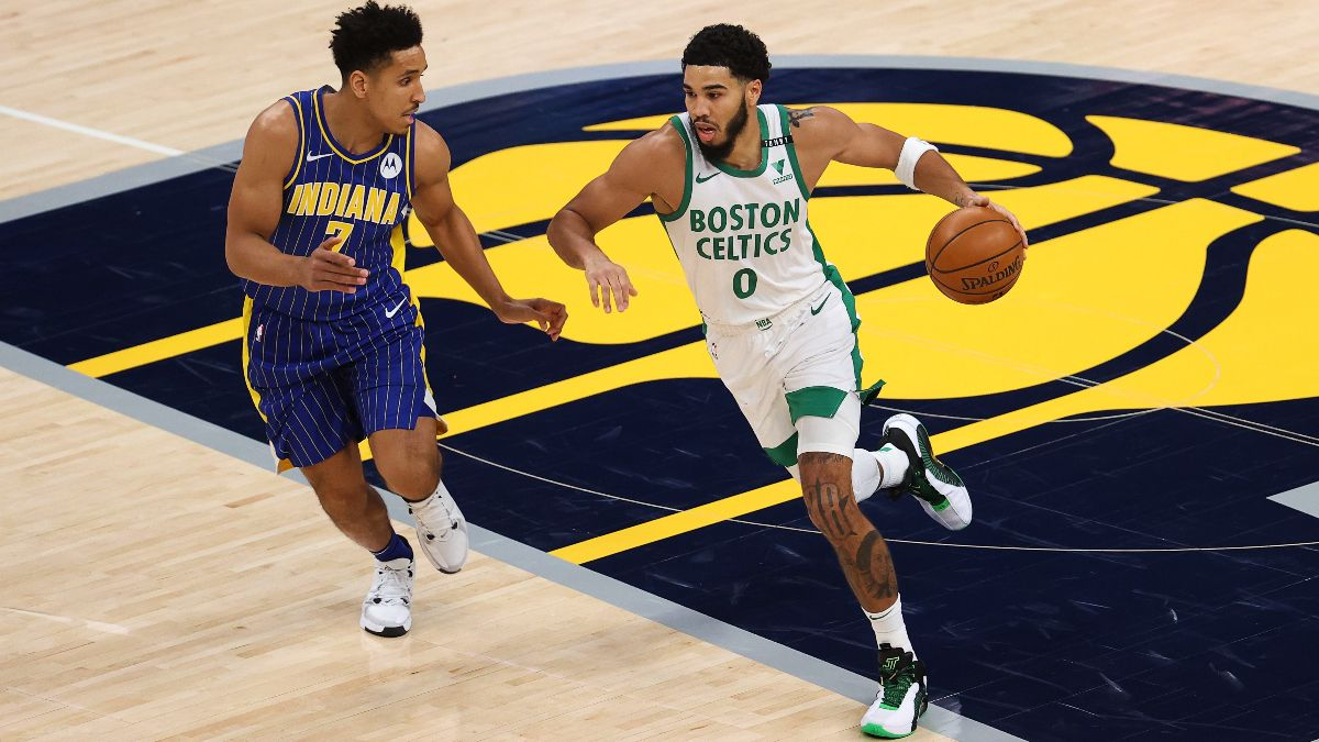 NBA Betting Odds, Picks: Our Staff's Best Bets for Celtics vs. Pacers and Warriors vs. Pistons (Tuesday, Dec. 29) article feature image
