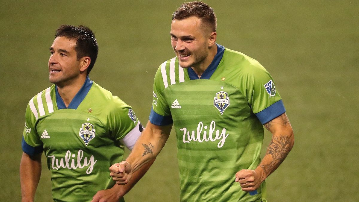 MLS Playoffs Betting Odds & Pick: Seattle Sounders vs. Minnesota United (Monday, Dec. 7) article feature image