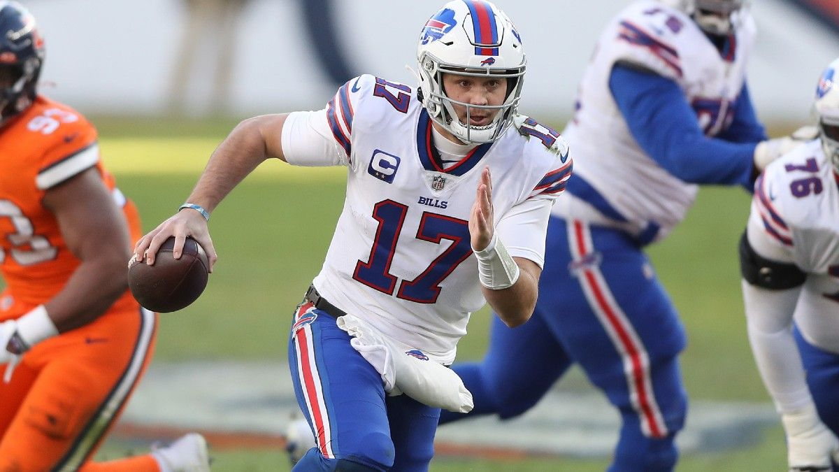 Bills Super Bowl Odds, Win Total, More Futures: Expect Josh Allen To Dominate In 2021 article feature image