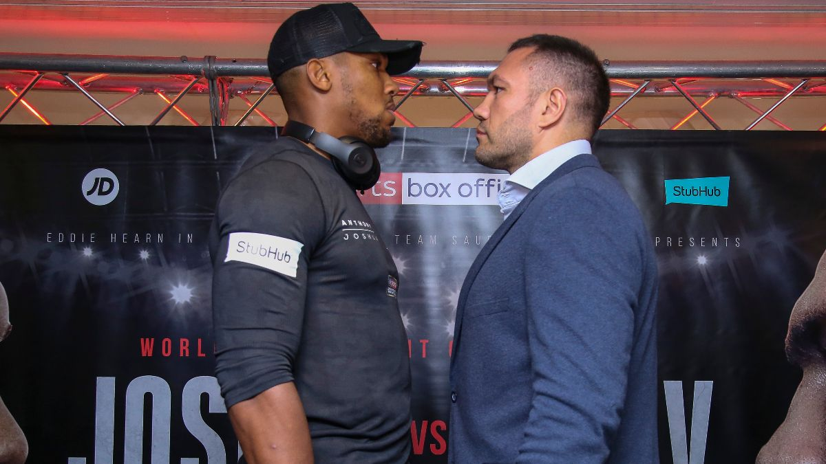 Anthony Joshua vs. Kubrat Pulev Betting Odds, Picks, Predictions: How to Bet the Champ as a Big Favorite article feature image