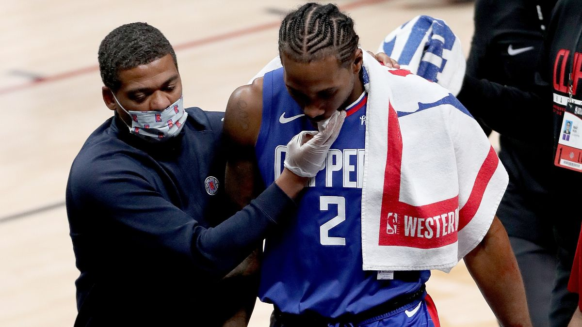NBA Injury News & Starting Lineups (Dec. 27): Kawhi Leonard Will Sit, Anthony Davis Out Sunday article feature image