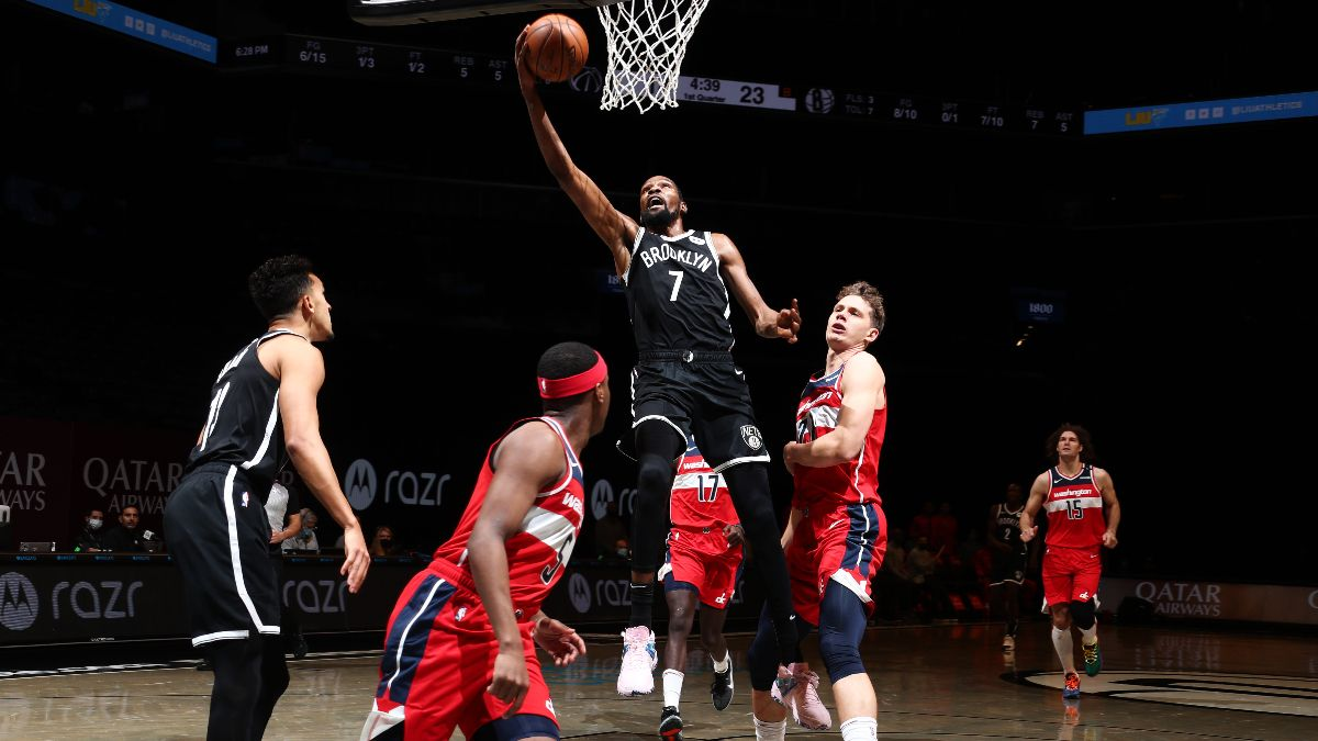 Wizards vs. Nets Odds & Picks: Target the Total in Sunday's Showdown article feature image