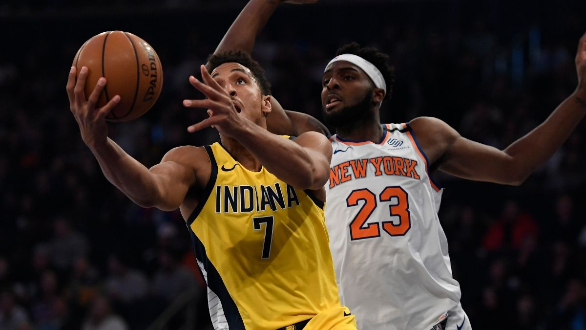 Knicks vs. Pacers Odds & Sharp Betting Picks: How Pros Bet Wednesday NBA Opener (Dec. 23) article feature image