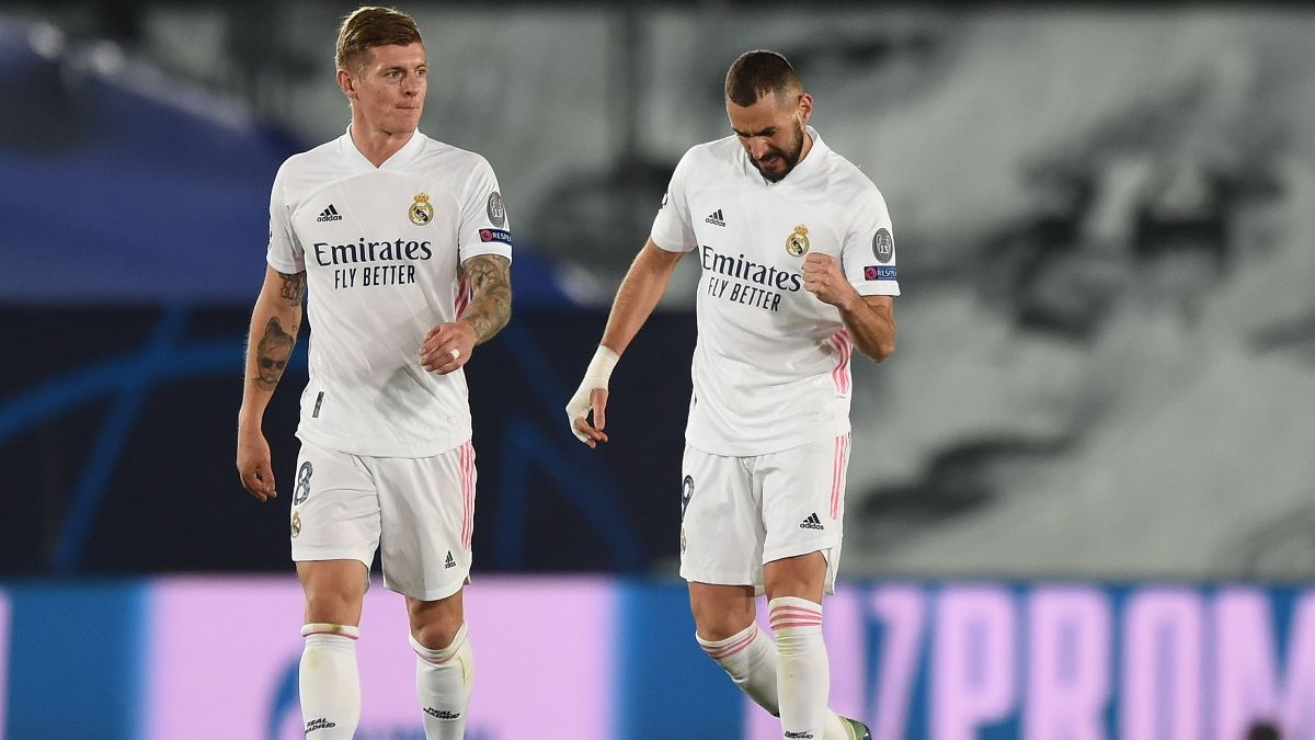 Real Madrid vs. Atlético Madrid Odds, Picks, Betting Predictions: Will We See Offense in Madrid Derby? (Saturday, Dec. 12) article feature image