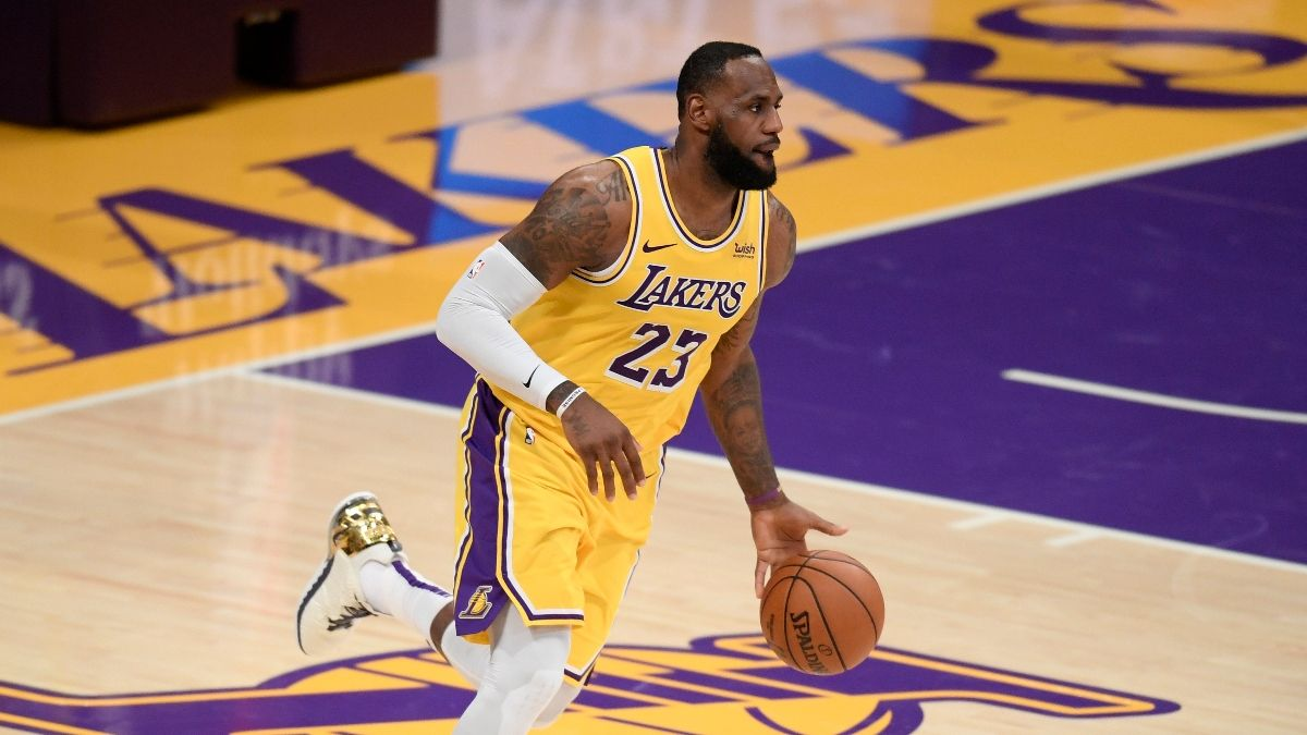 NBA Odds & Sharp Betting Pick: Lakers vs. Spurs Drawing Pro Action (Wednesday, Dec. 30) article feature image