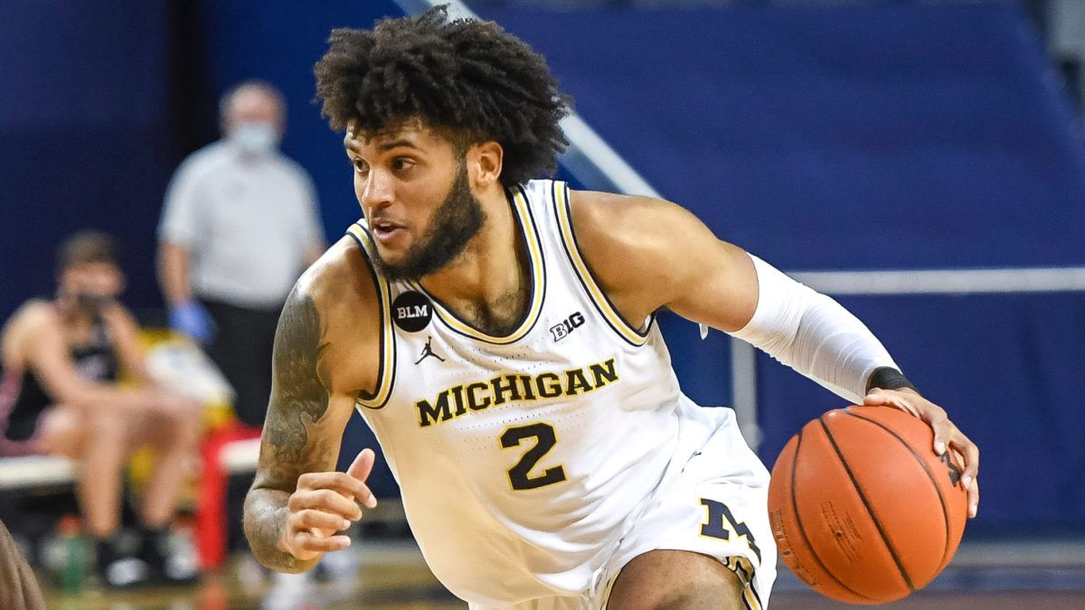 Michigan vs. Maryland Thursday College Basketball Odds & Pick: Betting Value Sits With Wolverines in Big Ten Battle article feature image