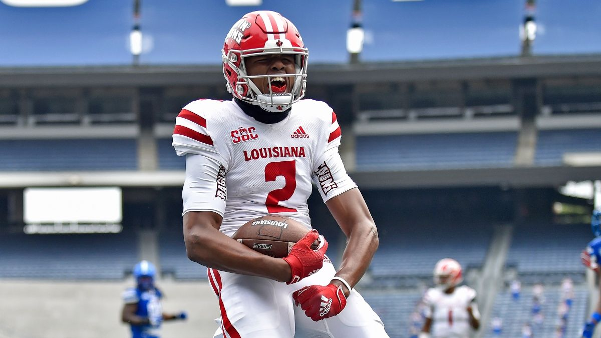 Louisiana vs. Appalachian State Odds & Pick: Sharp Action, Betting Systems Reveal Value on College Football Friday article feature image