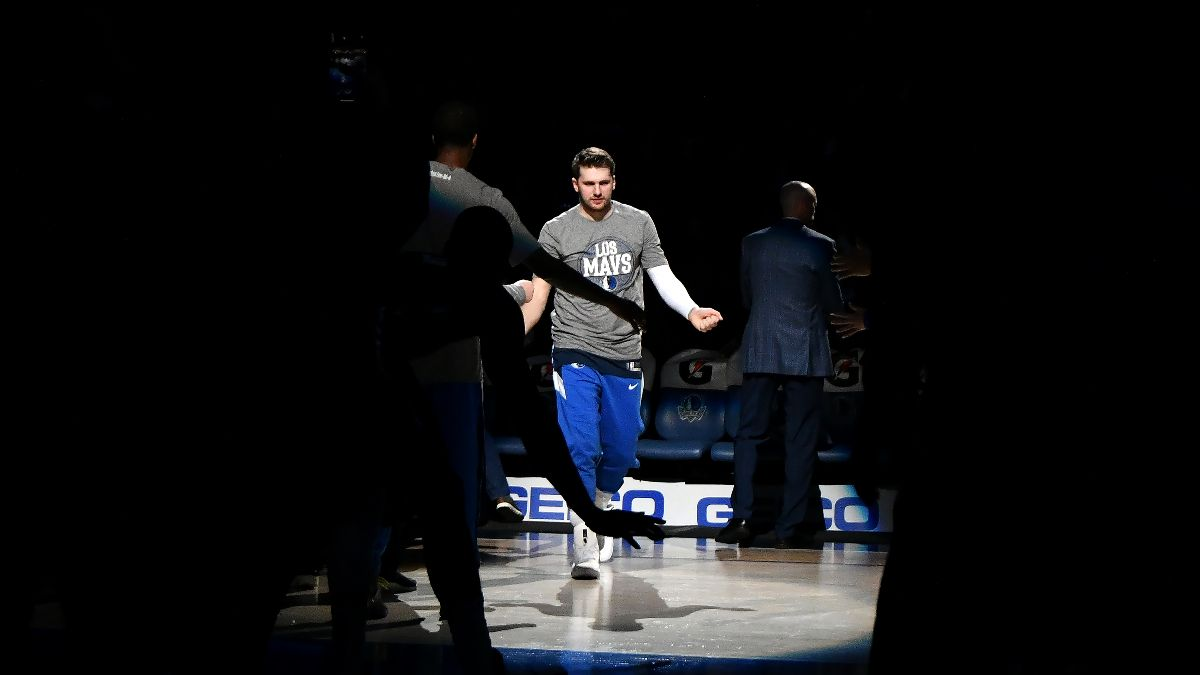 Palmer: Odds and History Agree — Luka Doncic Is Poised to Win MVP article feature image