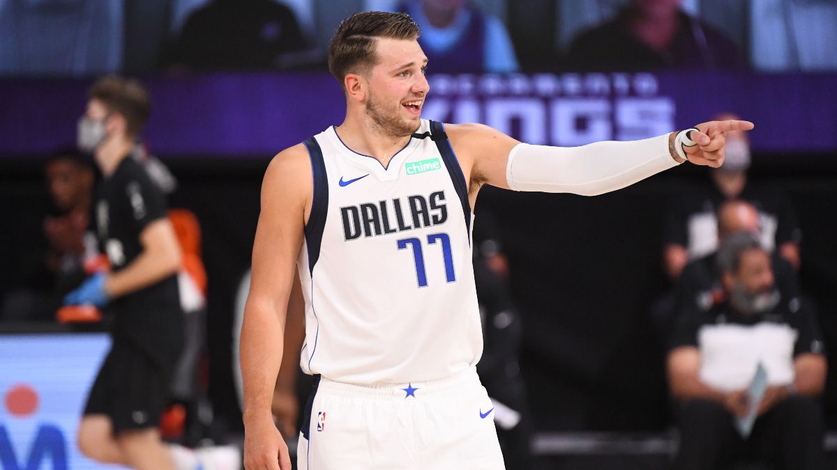 NBA Player Prop Bets, Picks: Doncic Will Carry Shorthanded Mavericks (Jan. 9) article feature image