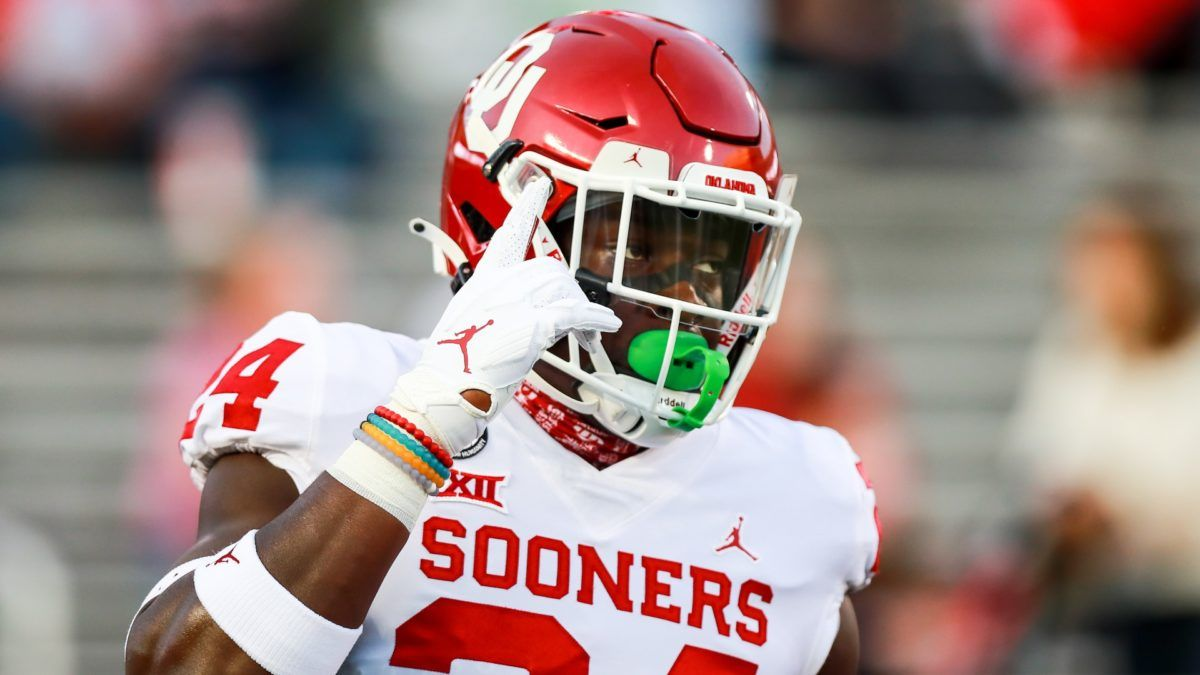 College Football Betting Odds & Picks: Baylor vs. Oklahoma (Saturday, Dec. 5) article feature image